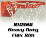 Goalsetter Heavy Duty Flex Rim