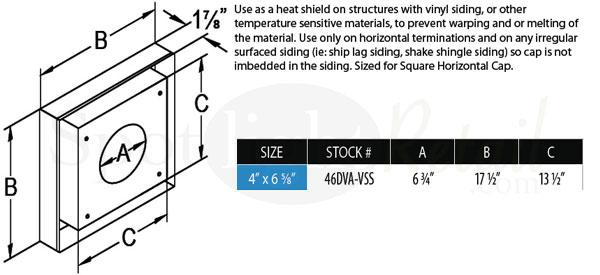 simpson dura vent installation instructions